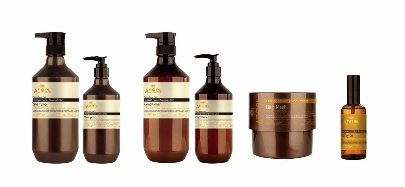 frisør hårprodukter
