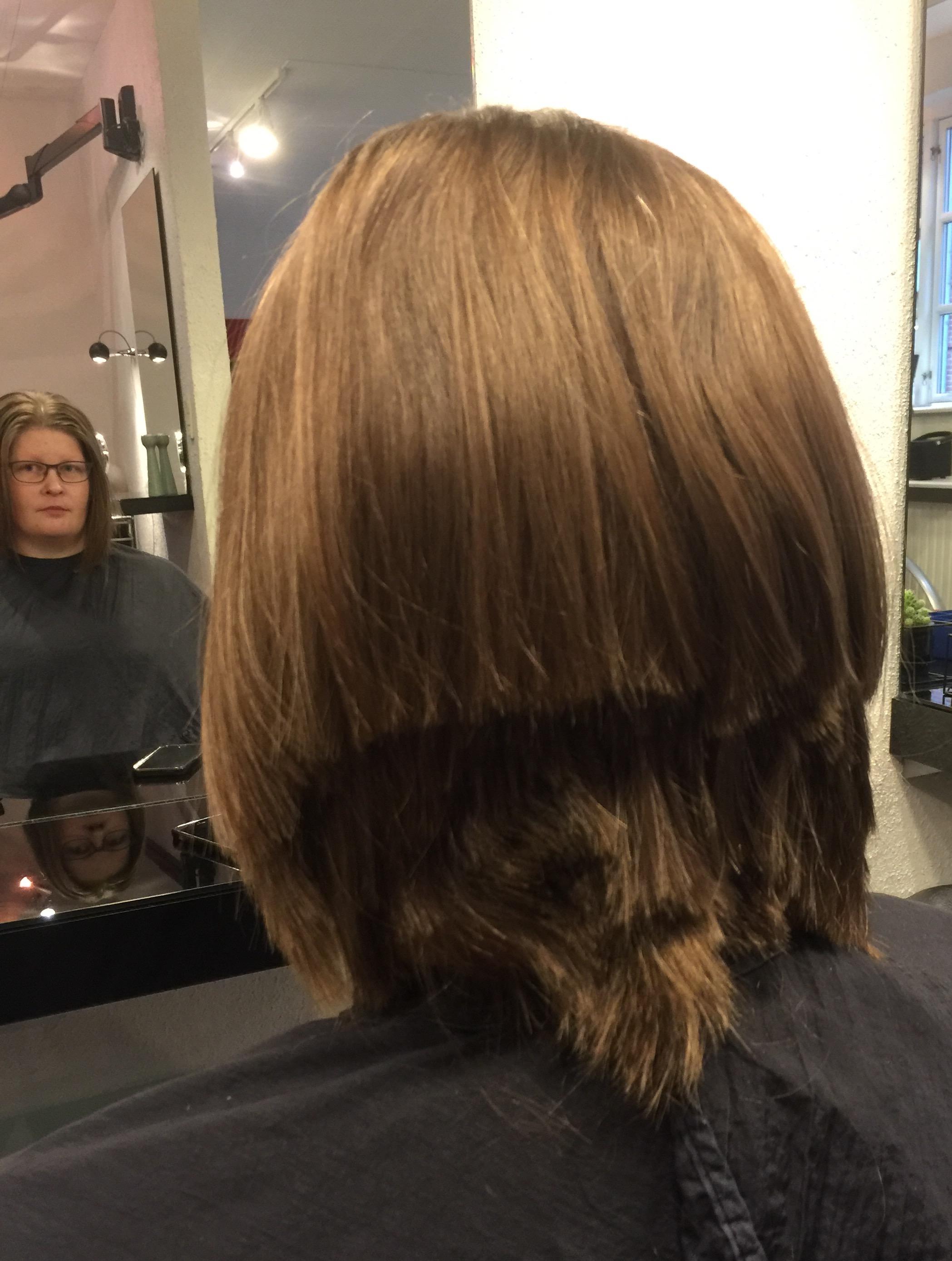 doner hår til paryk
